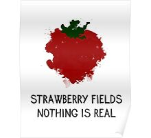 Strawberry Fields Poster