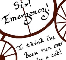 Sir! Emergency! by annbelleproject