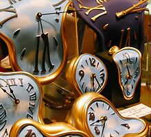 Time melting away  by areyarey