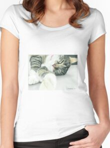 Ally Women's Fitted Scoop T-Shirt