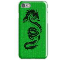 Green Dragon iPhone Case/Skin