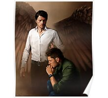 Angels are Watching Over You Poster