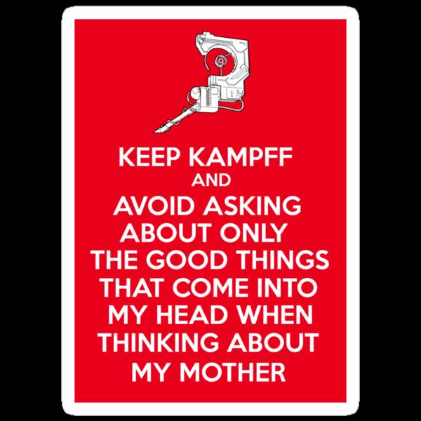 Keep Kamppf by Firepower