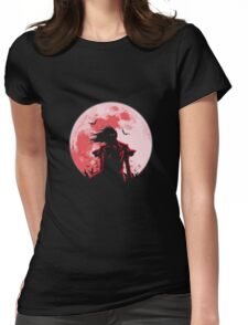 Alucard - True Vampire Womens Fitted T-Shirt