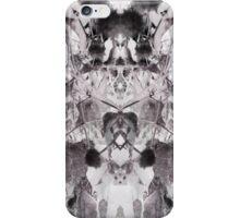 Diaphanous symmetry iPhone Case/Skin