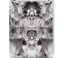 Diaphanous symmetry iPad Case/Skin