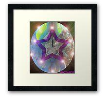 'Weeddreams Peace' Framed Print