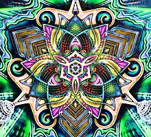Mandala HD 4 by relplus