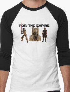 For the Empire Men's Baseball ¾ T-Shirt