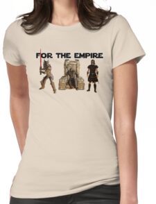 For the Empire Womens Fitted T-Shirt