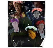 Sherlock in season three Poster