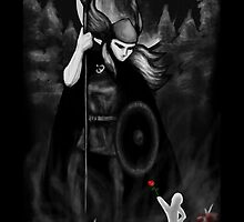 Valkyrie Valentine by vikingsbooksetc