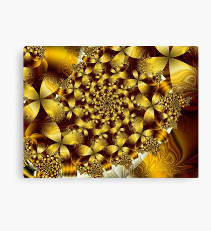 Golden Syrup Canvas Print