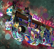 p90 - Death by kitty by Gamers
