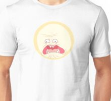 Rick and Morty - Screaming Sun Unisex T-Shirt