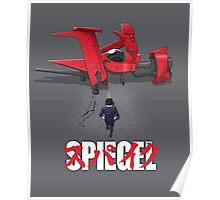 Spiegel Poster