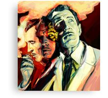 The Many Faces of Vincent Price Canvas Print