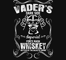 Vaders Dark Side Imperial Force Mash Whiskey T-Shirt