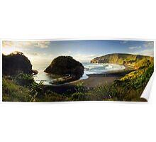 Prehistoric, O'Neills Beach Poster