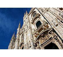 Duomo Milan. Photographic Print