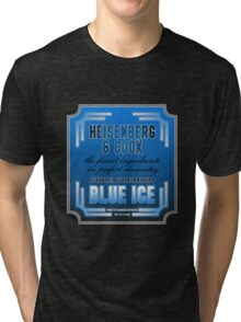 Blue Ice (Breaking Bad) Tri-blend T-Shirt