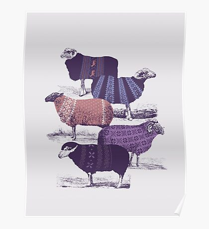 Cool Sweaters Poster