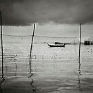 Low tide by Laurent Hunziker