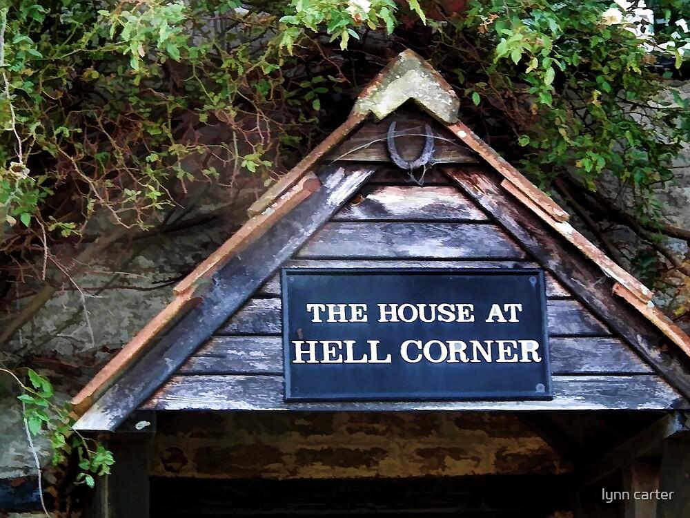 The House At Hell Corner At Melbury Bubb,Dorset.UK by lynn carter