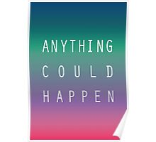 Anything Could Happen  Poster