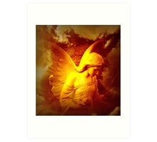 Angel of Hope ~ For You Art Print