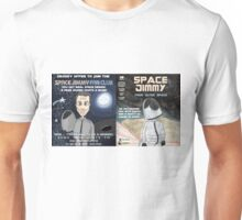 Space Jimmy Significant Mother music video - Comic Book scene Unisex T-Shirt