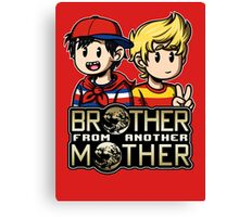 Another MOTHER - Ninten & Lucas (alt) Canvas Print