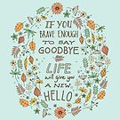 Hello Goodbye by soniaardelia