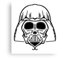 Dia de Darth Vader Canvas Print