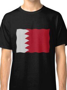 Bahrain flag Classic T-Shirt