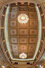 Queensland Parliament Ceiling • Brisbane • Australia by William Bullimore