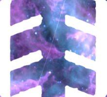 Nebular Element logo Sticker
