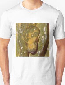 Green Tree Python - Australia T-Shirt