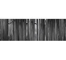 Moviebarcode: Rashômon (1950) Photographic Print