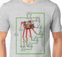 Rage Quit Flow Chart Unisex T-Shirt