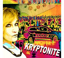 Kryptonite Photographic Print