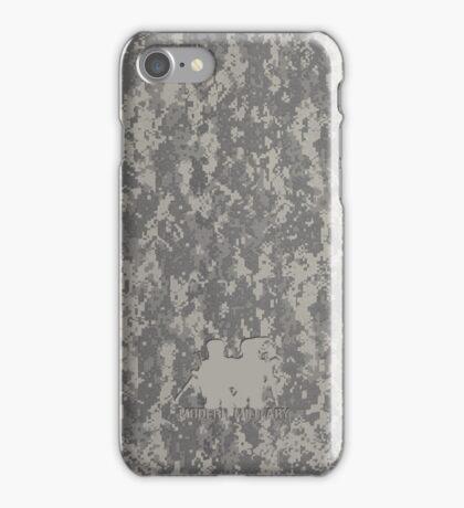 Tactical Modern Military digital camo iPhone Case/Skin
