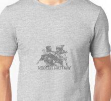 Modern Military digital camo 2 Unisex T-Shirt