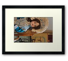 Nobody plays with me anymore ... Framed Print
