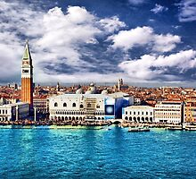 Venice by magaretpow