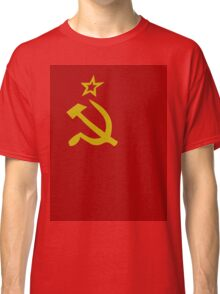 Soviet flag Classic T-Shirt