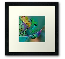 The Sieve at the End of the Rainbow Framed Print