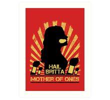 Mother of Ones Art Print