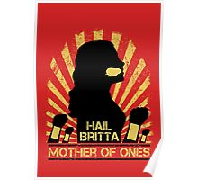 Mother of Ones Poster