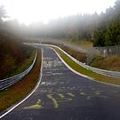The Nurburgring  by Jeannie  Mazur